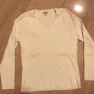 St. John's Bay Classic V-Neck Sweater (Sz 1X)